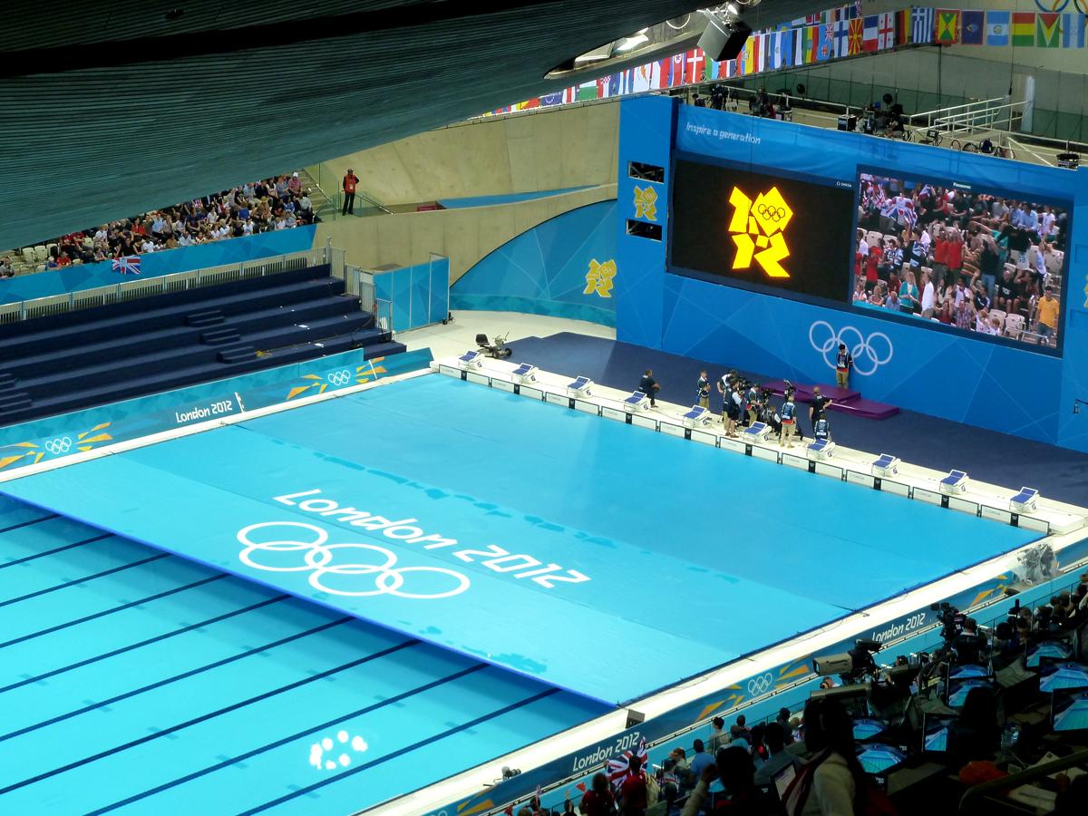 bassin olympique la configuration