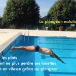 le plongeon natation